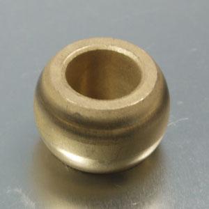 Spherical bronze oil sintered bushing for electric motor for Electric motor bearing oil